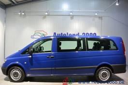 minivan - personenbus Mercedes-Benz Vito 115 CDI Extra Lang Automatik 7-Sitze Klima 2010