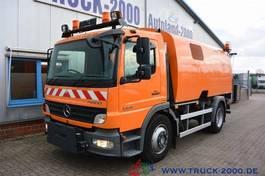 Veegmachine vrachtwagen Mercedes-Benz Atego 1324 Bucher CityFant 60 +Wartungsnachweise 2009