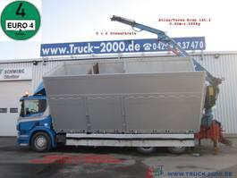 kipper vrachtwagen > 7.5 t Scania P380 Glas Metall Wertstoff Recycling 37m³ 1.Hand 2008