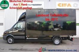 koelwagen bakwagen Volkswagen Frisch+Tiefkühl -20° Scheckheft Klima 2013