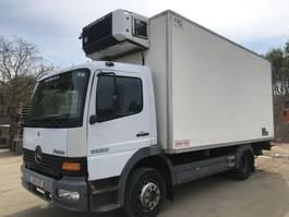 koelwagen vrachtwagen Mercedes-Benz Atego 1223 **COLDROOM-FRIGO-BELGIAN TRUCK** 2001