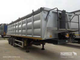 kipper oplegger Wielton Semitrailer Tipper Alu-square sided body 2014