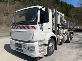 vuilniswagen vrachtwagen Mercedes-Benz 2629 Axor ** Fahrgestell/Lift&Lenkachse/Klima ** 2008