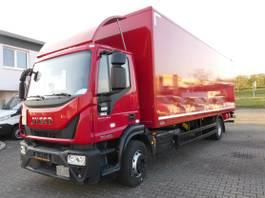 bakwagen vrachtwagen Iveco EuroCargo ML ML160E28/P EVI_C. MIT.ADR 2018