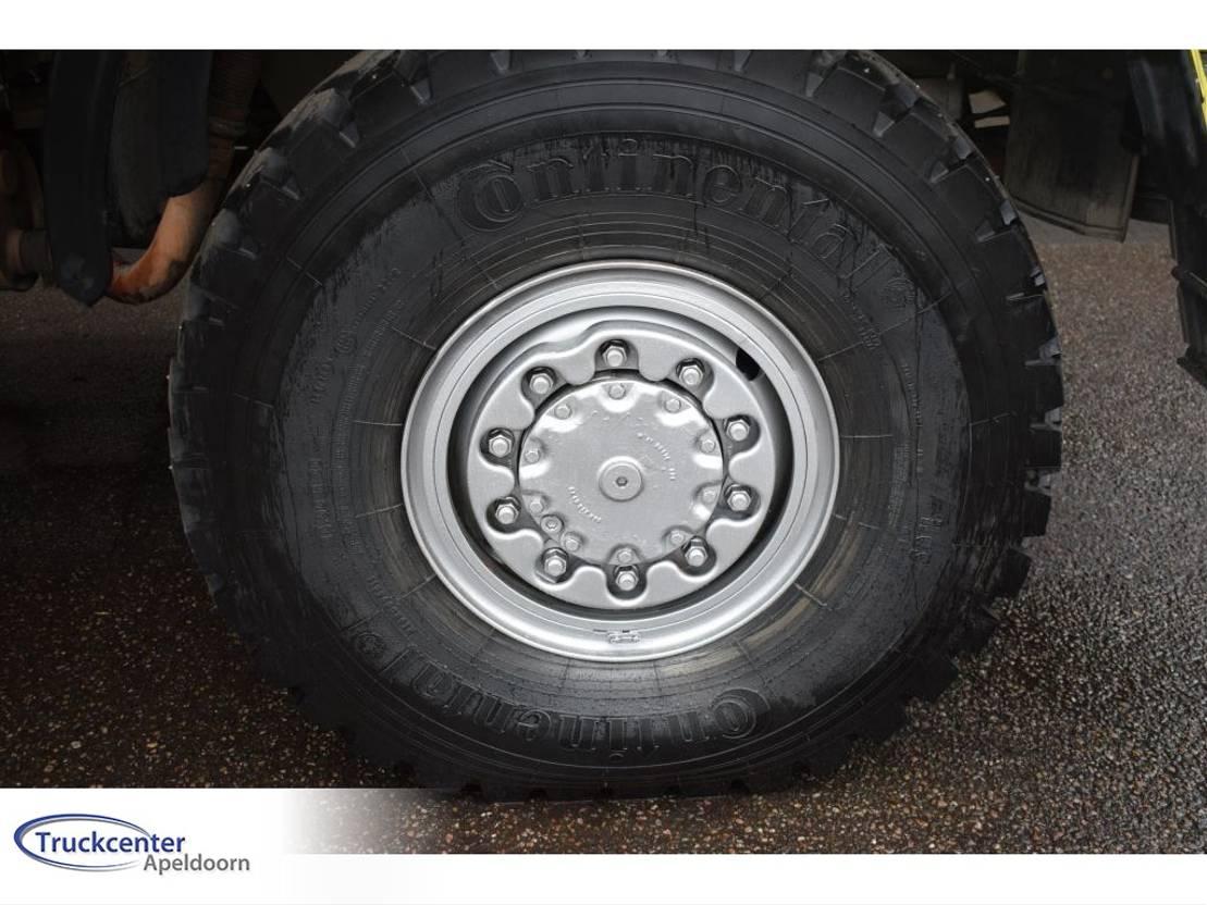 brandweerwagen vrachtwagen Mercedes-Benz SK 2636 V10 6x6, Steel springs, Truckcenter Apeldoorn 1987