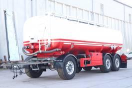 tank aanhanger Schwarzmüller 24000L 2 Kammern ADR Leasing 2014