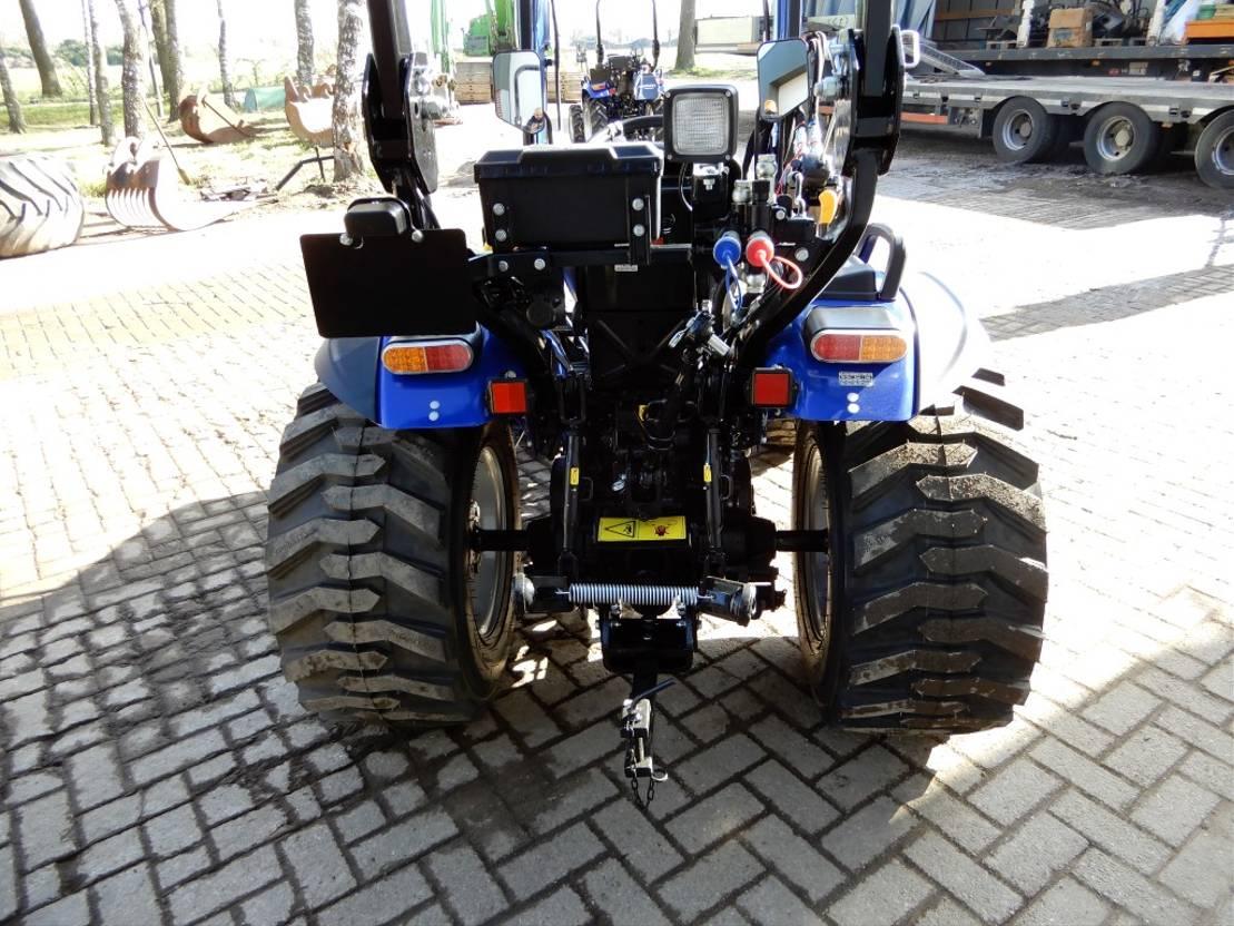 standaard tractor landbouw Diversen farmtrac MT26HST Farmtrac FT 26 HST Met Frontlader !