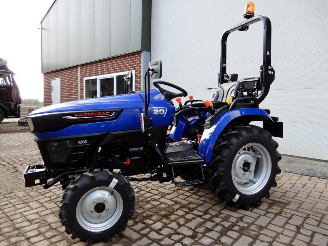 standaard tractor landbouw Diversen farmtrac FT20MT 2021