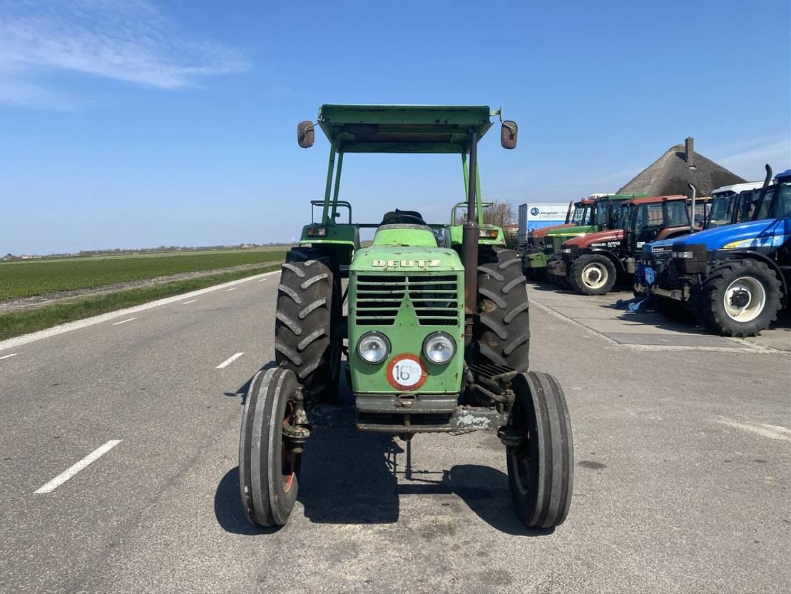 standaard tractor landbouw Deutz 6006 1974