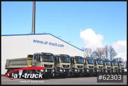 kipper vrachtwagen > 7.5 t MAN TGS 41 01/2022 BB 8x8 Kipper Langendorf 2017