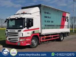 huifzeil vrachtwagen Scania P320 mnb 19t 2012