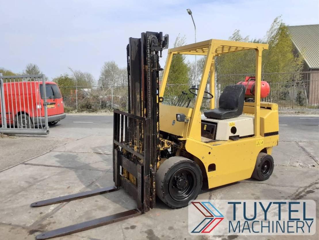 vorkheftruck TCM FG30N5 3 ton heftruck forklift 4m sideshift MARGE