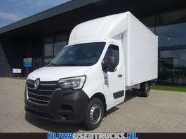 bakwagen vrachtwagen Renault Master T35 165 nieuw Not registered + Laadklep 2021