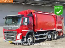 vuilniswagen vrachtwagen Volvo FM 330 6X2 NL-Truck Lift+Lenkachse Euro 6 Geesink Aufbau 2016