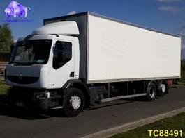 bakwagen vrachtwagen Renault Premium 310 Euro 5 2011