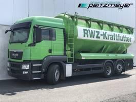 tankwagen vrachtwagen MAN TGS 26 07.2021 FLL 6x2, Lift+Lenk, Intarder Heitling 31 m³, Schiebedeckel, 4 Ka... 2010