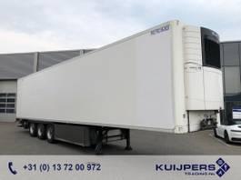 koel-vries oplegger LAMBERET / 3 as BPW / Duo Temp IsoBox / Blumen-Flowers / Carrier / Laadklep 2013