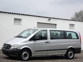 minivan - personenbus Mercedes-Benz Vito 113 Cdi Lang L2 9 Sitze Klima Leder Euro 5 2012
