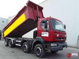 kipper vrachtwagen > 7.5 t Renault Kerax 420 2003