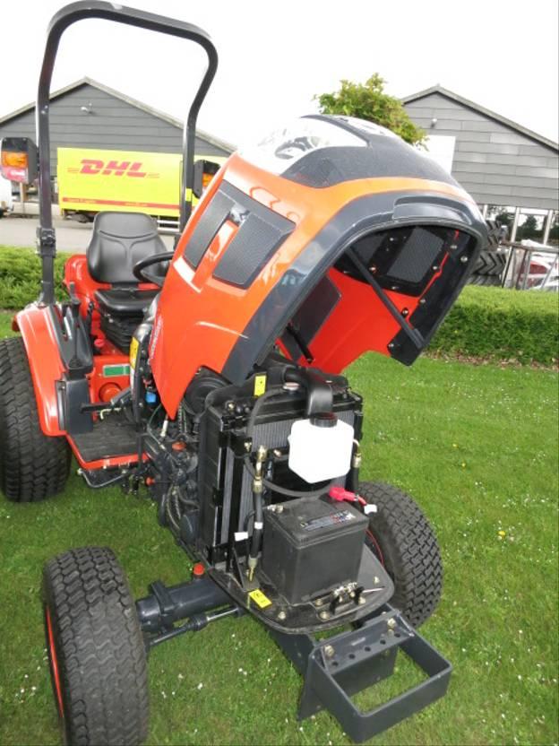 standaard tractor landbouw Kioti Kiot CK 2810 4d tractor nieuw 28 pk actie 2020