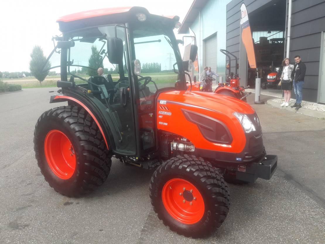 standaard tractor landbouw Kioti DK6010CH