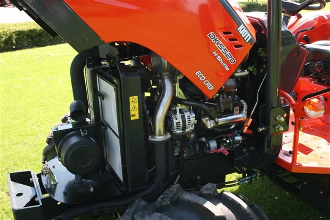 standaard tractor landbouw Kioti DK4510 hs nieuw