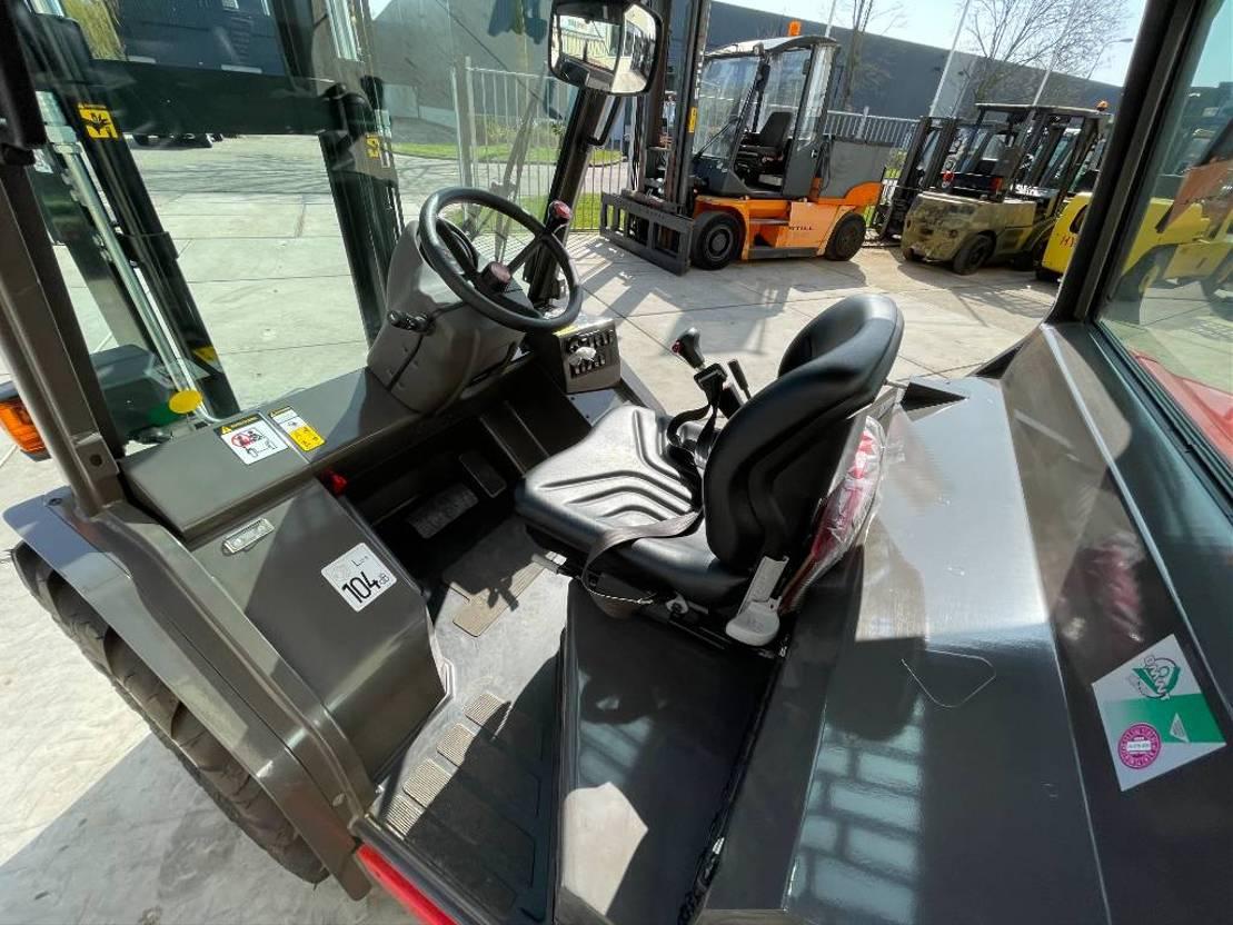 ruwterreinheftruck Manitou MH 25.4 Buggie 2019