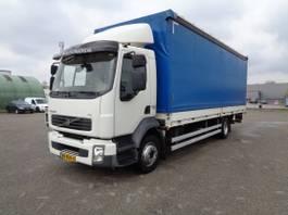 schuifzeil vrachtwagen Volvo FL240 , EEV, 345 TKM (!), NL Truck, TOP!! 2013