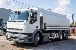 tankwagen vrachtwagen Renault Premium 320 DCI-6x2-4+MAGYAR 18.000 L(5comp.) 2006