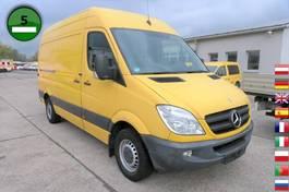 overige personenwagens Mercedes-Benz Sprinter 10.2021 II 313 CDI L2H2 EURO-5 6-GANG 2011