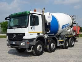 betonmixer vrachtwagen Mercedes-Benz Actros 4141 ACTROS 4141