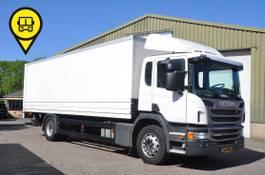 bakwagen vrachtwagen Scania P230 4x2 2013