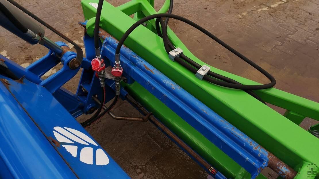 standaard tractor landbouw New Holland T6.150 2014