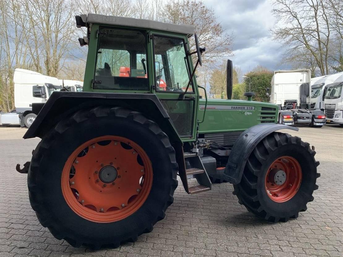 standaard tractor landbouw Fendt Farmer 310 Turbomatik 1994