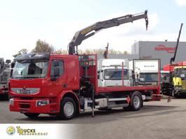 platform vrachtwagen Renault Premium 370 DXI + Palfinger PK 14080 + ADR + Lift + Euro 5 2008