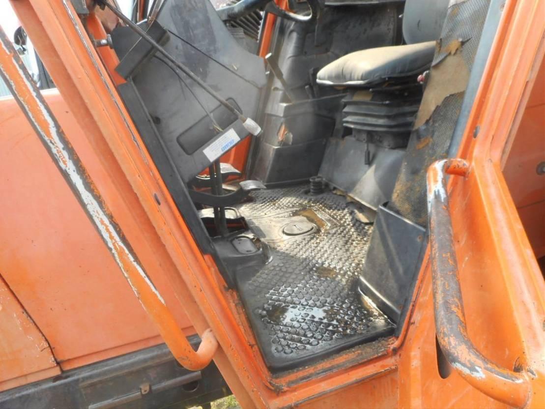 standaard tractor landbouw Fiat 1380 DT 1983