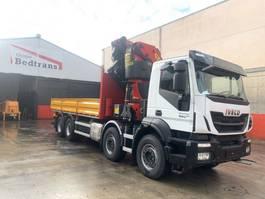 kraanwagen Iveco Trakker 450 Palfinger 78002-sh + Jib pj 170 2021 2021
