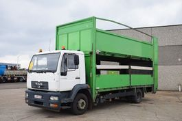 platform vrachtwagen MAN LE 14.220 4X2 2005