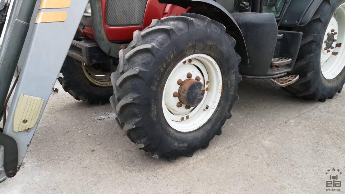 standaard tractor landbouw Valtra N91HT 2006