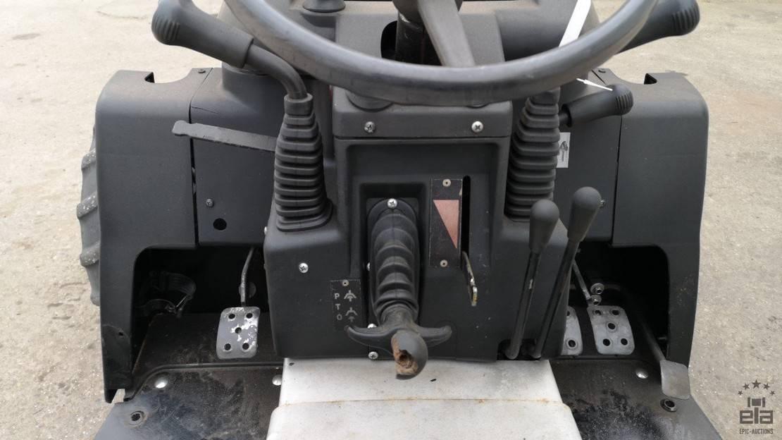 standaard tractor landbouw Same Solaris 35