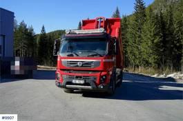 kipper vrachtwagen > 7.5 t Volvo FMX 6x4 combination truck 2011