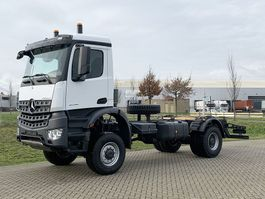 chassis cabine vrachtwagen Mercedes-Benz 2036-A 4x4 - Euro 3 - Chassis Cabine - NEW 2021