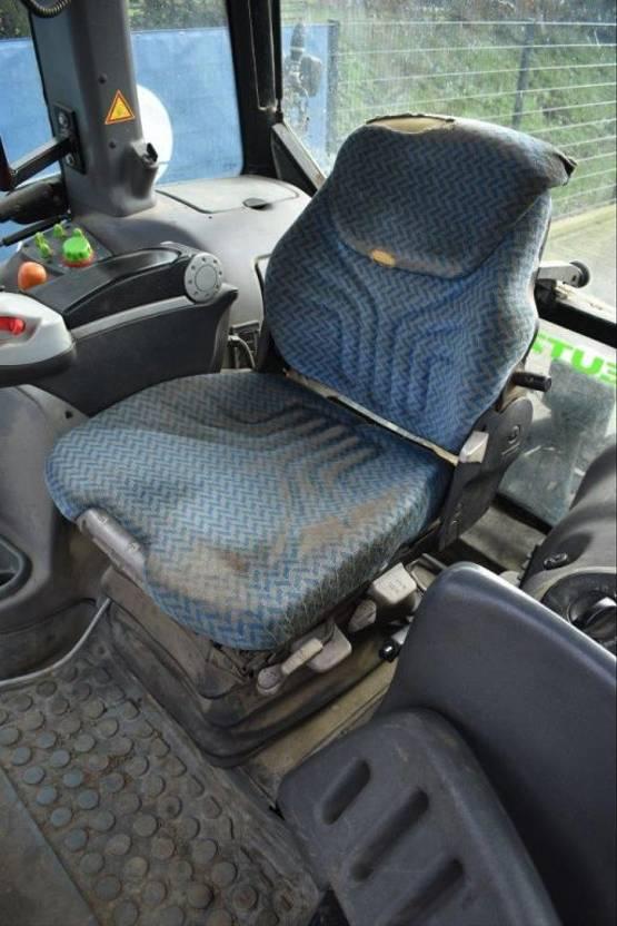 standaard tractor landbouw Deutz Agroton 2000
