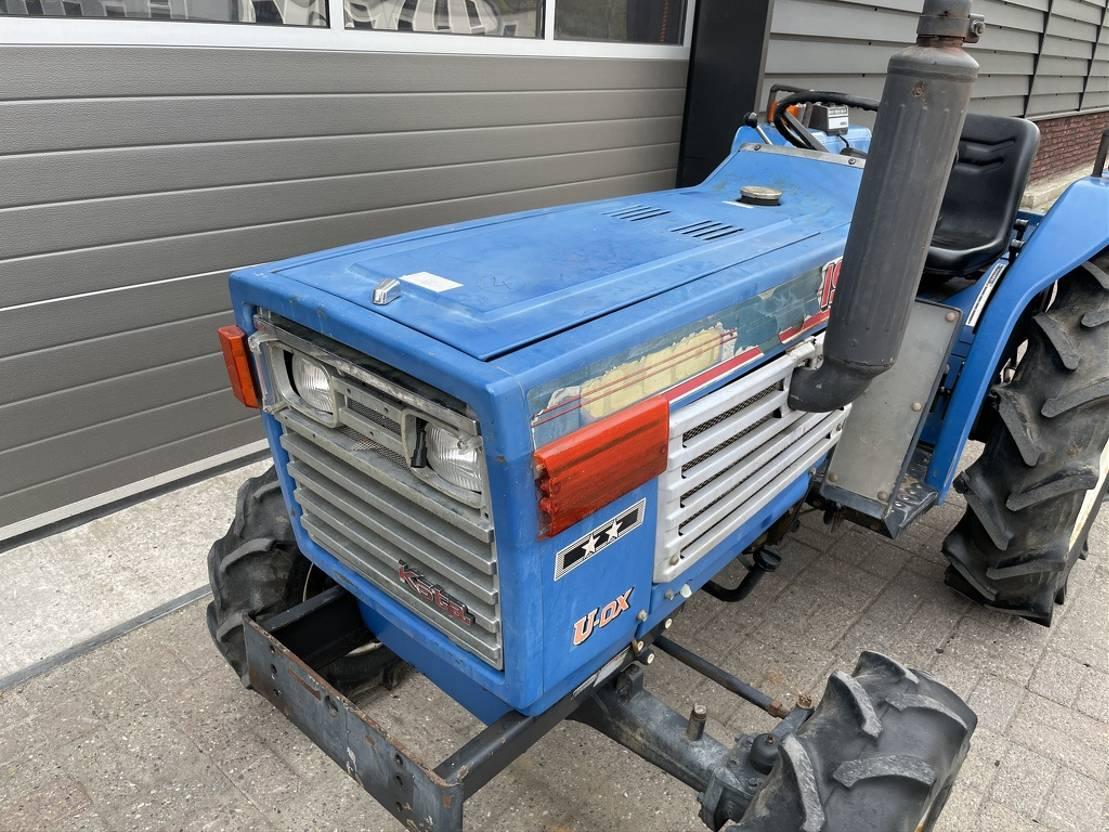 standaard tractor landbouw Iseki TL2101 4WD 24 PK minitractor