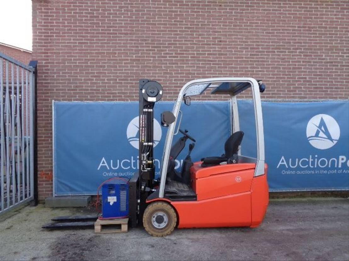 vorkheftruck BT C3 E160 2010