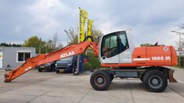 wielgraafmachine Atlas 1805M triple boom 2003