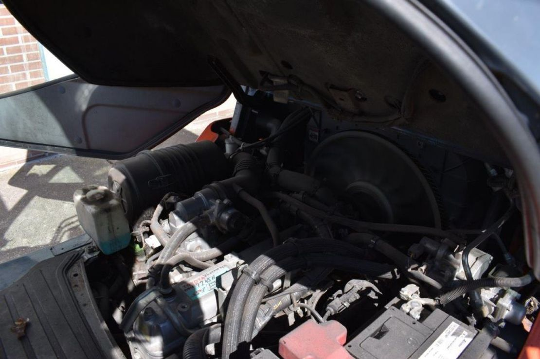 vorkheftruck Toyota 02-8FGF25 2000