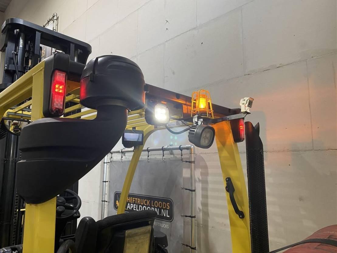 vorkheftruck Hyster 5.50FT 2901uur!! Sideshift camera LPG 2013