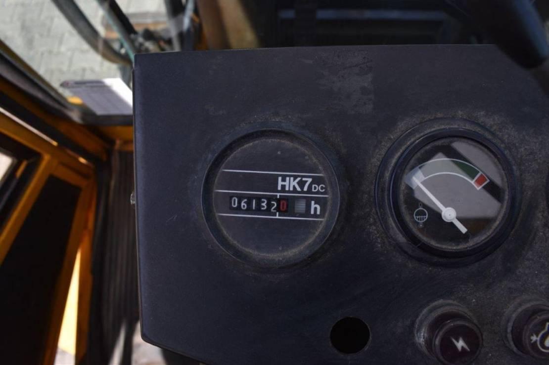 vorkheftruck Hyster H7.00XL 1987