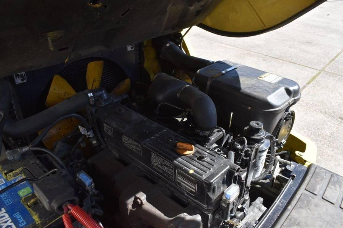 vorkheftruck Hyster H3.5F 2012